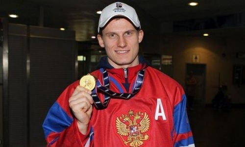 Чемпион мира в составе сборной России перешел в казахстанский хоккейный клуб
