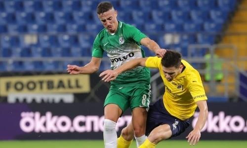 Обидчик «Кайрата» сенсационно выбил «Ростов» из Лиги Европы