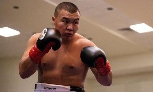 «В ринге я четко выполняю свою работу». Казахстанский панчер «Панда» оформил седьмой нокаут в семи боях и завоевал первый титул в США