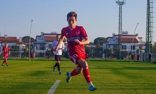 «Акжайык» вырвал победу в матче Первой лиги над «Кайрат-Жастар» на последних минутах