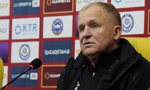 «Были некоторые опасения». Главный тренер «Тараза» подвел итоги матча с «Тоболом»