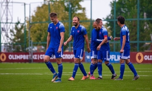 «Акжайык» обыграл «Академию Оңтүстік» в матче Первой лиги