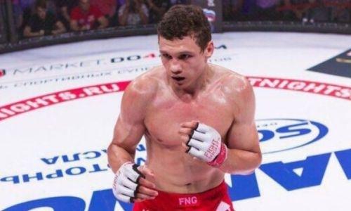 Российский боец Копылов пропустит турнир UFC из-за коронавируса
