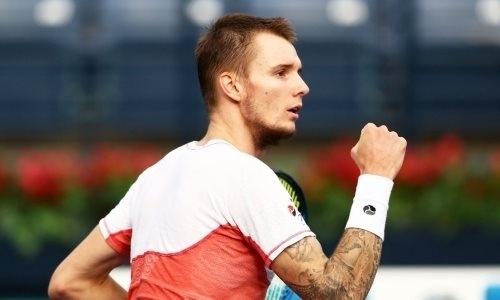 Казахстанский теннисист совершил громкую сенсацию на «Ролан Гаррос»