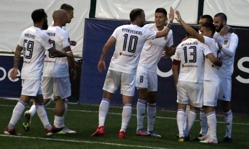 Три футболиста из КПЛ вошли в расширенный состав своей сборной на полуфинал Лиги наций