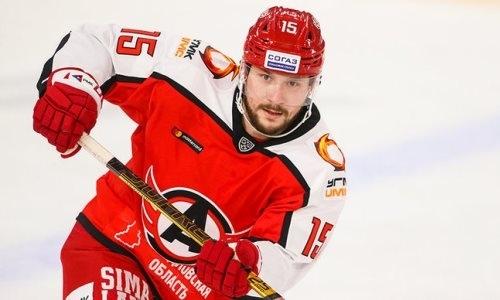 Хоккеист совершил джентльменский поступок в матче соперников «Барыса» по конференции КХЛ