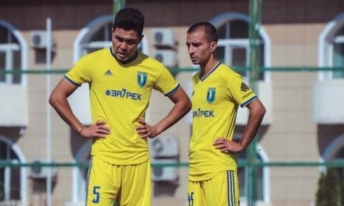 «Жетысу Б» и «Кайрат-Жастар» поделили очки в матче Первой лиги