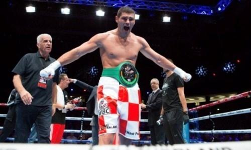 «Дикий» нокаут в исполнении бывшего боксера «Astana Arlans» поразил украинское СМИ. Видео