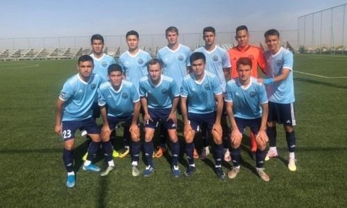 «Экибастуз» и «Алтай» сыграли по нулям в матче Первой лиги