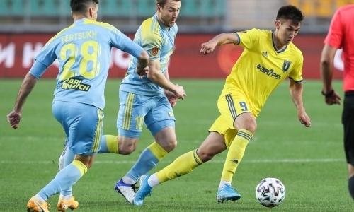 Михал Билек вызвал в сборную Казахстана нового форварда