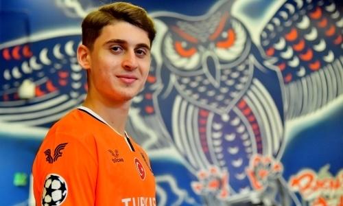 Чемпион Турции объявил о трансфере юного таланта из Казахстана за 2,5 миллиона евро. Видео
