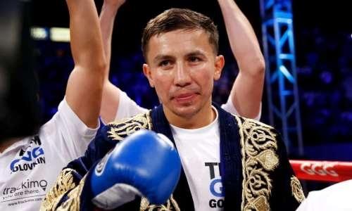 «Пора снова увидеть этого парня на ринге!». Известный фотограф показал памятный снимок Головкина