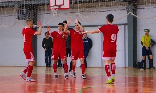 «Байтерек» одержал первую победу в Кубке Казахстана