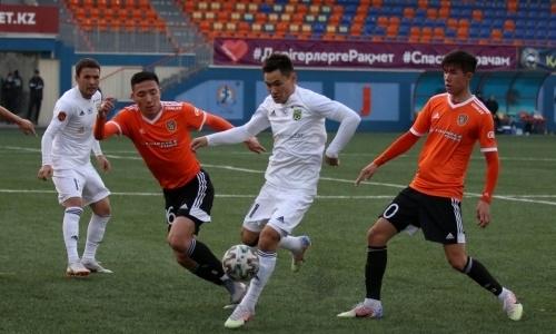 Два клуба КПЛ провели товарищескую встречу в Алматы
