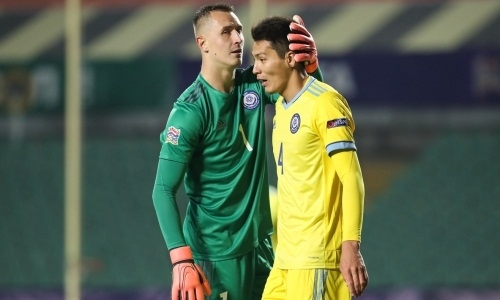 Лига Наций УЕФА. Сборная Казахстана: лидер, на которого не ставят