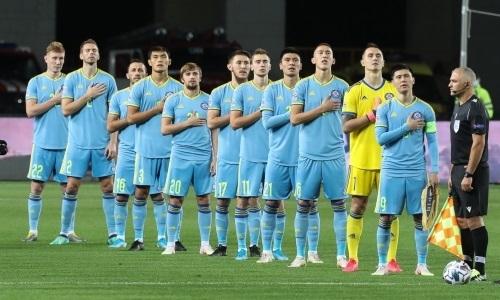 Самых интересных футболистов сборной Казахстана назвали в Беларуси
