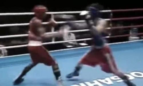 IBO вспомнила бой молодого Бахтияра Артаева с будущим чемпионом мира. Видео