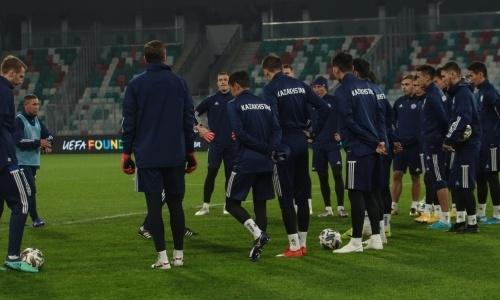 Сборная Казахстана назвала стартовый состав на матч с Беларусью. У нее новый капитан