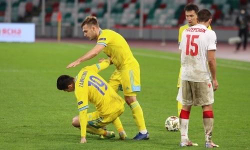 «Было приятно на это смотреть». Александр Глеб разобрал матч Беларусь — Казахстан и объяснил поражение гостей
