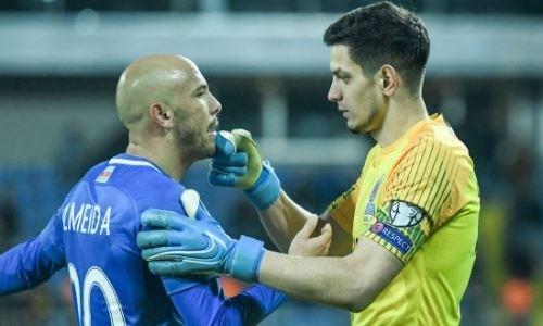 Лучший голкипер КПЛ-2019 может вернуться в Казахстан