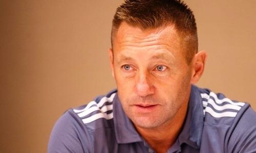 Какой подарок. Нового главного тренера «Астаны» официально назначили в день его 50-летия