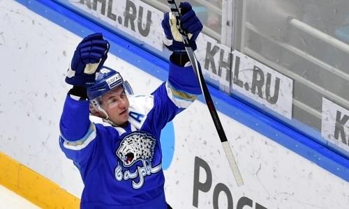 «Там ничего такого не было». Роман Старченко о своей шайбе, герое победного матча с «Ак Барсом» и хромающем компоненте в игре «Барыса»