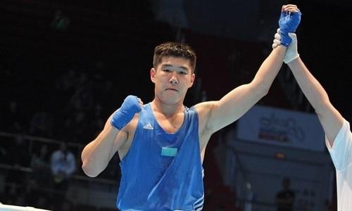 Чемпион мира и вице-чемпион Азии из Казахстана дебютируют в профи. Известна дата