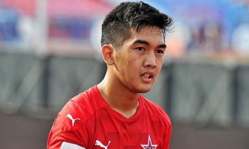 Молодой казахстанский футболист вышел на замену, но не помог российскому клубу избежать поражения