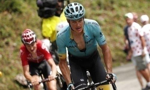 Фульсанг вновь покинул топ-10 генеральной квалификации «Джиро д'Италия» после 14-го этапа