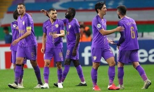 Клуб Исламхана с победы стартовал в чемпионате ОАЭ