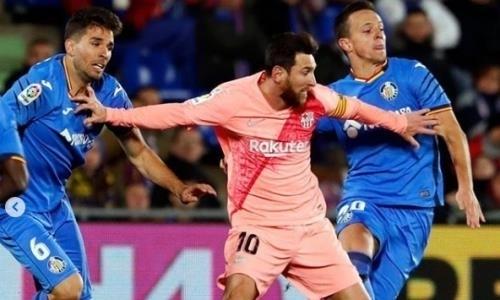 Экс-футболист «Астаны» помог своему клубу нанести «Барселоне» первое поражение в чемпионате Испании