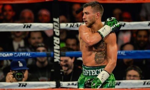 Критиковавший Ломаченко украинский боксер поддержал его после поражения Лопесу