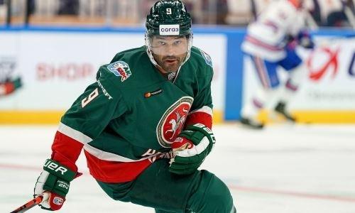 Доус? «Ак Барс» объявил состав на матч КХЛ с «Барысом» в Нур-Султане
