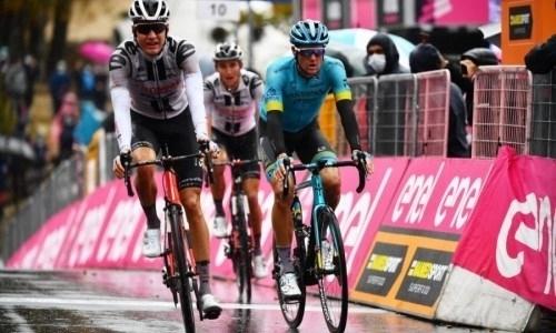 Фульсанг — девятый на 15-м этапе «Джиро д'Италия»