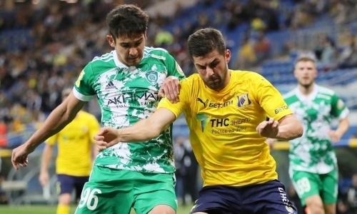 Клуб РПЛ пропустил два мяча в добавленное время после замены игрока сборной Казахстана