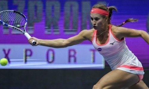 Казахстанские теннисистки не изменили положения в рейтинге WTA