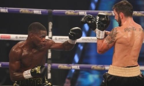 Непобежденный чемпион WBA восьмым нокаутом подряд защитил свой пояс. Видео