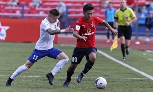 Игрок молодежной сборной Казахстана может лишиться места в основе российского клуба после отставки тренера