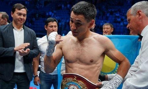 «Этот парень удивил мир». Казахстанский боксер с титулом WBO опубликовал фото с Теофимо Лопесом