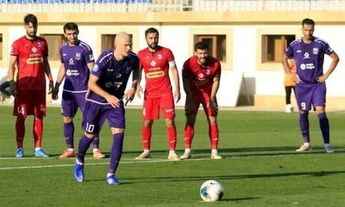 Европейский клуб казахстанского футболиста побил рекорд результативности