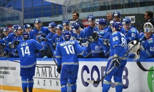 Прямая трансляция матча КХЛ «Барыс» — «Йокерит»