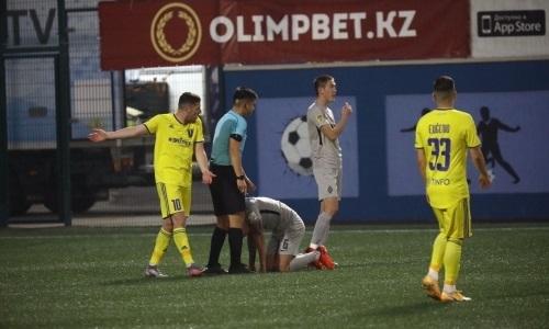 Казахстанскому клубу засчитано техническое поражение за нарушение медицинского протокола