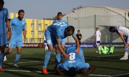 «Кызыл-Жар» обыграл «Тараз» впервые за 13 лет