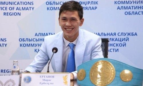 Казахстанские боксеры сразятся между собой за титулы WBC и WBO в Алматы