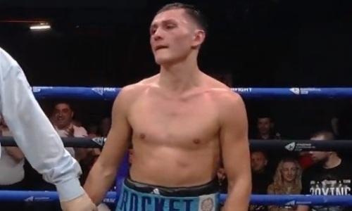 Казахстанский боксер с 11 победами узнал новую дату боя с россиянином