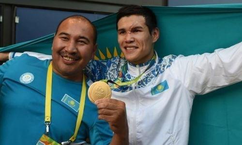 «Были примером». Данияр Елеусинов назвал боксеров, вдохновивших его стать олимпийским чемпионом