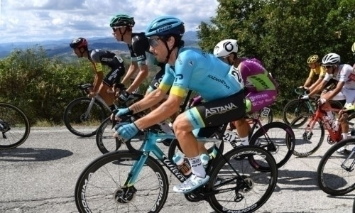 Феллине стал 24-м на 19-м этапе «Джиро д'Италия»