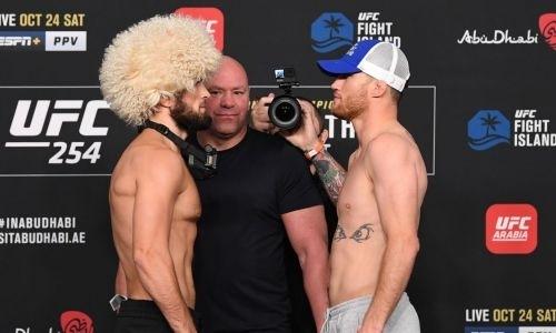 Прямая трансляция боя Нурмагомедов — Гэтжи за титул чемпиона UFC
