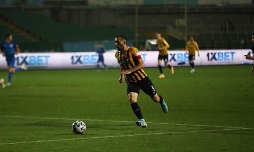 Капитан «Кайрата» провел 250 матчей в Премьер-Лиге