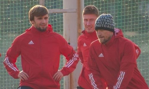 Игрок сборной Казахстана присоединился к тренировкам «Кайсара»